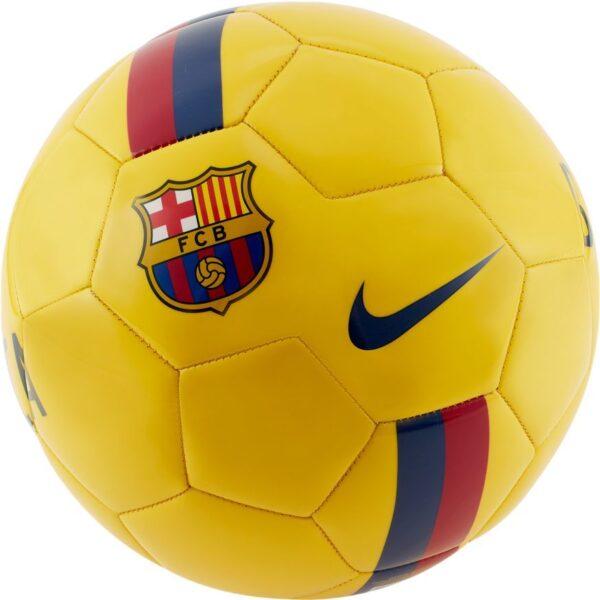 Barcelona Fodbold Supporter - Gul/Bordeaux/Navy