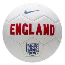 England Fodbold Prestige - Hvid/Navy/Blå