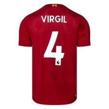 Liverpool Hjemmebanetrøje 2019/20 VIRGIL 4