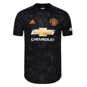 Manchester United 3. Trøje 2019/20 Authentic