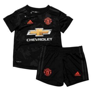 Manchester United 3. Trøje 2019/20 Baby-Kit Børn