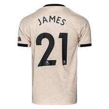 Manchester United Udebanetrøje 2019/20 JAMES 21 Børn