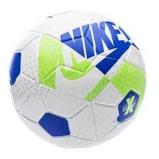Nike Airlock Street X Fodbold - Hvid/Neon/Blå
