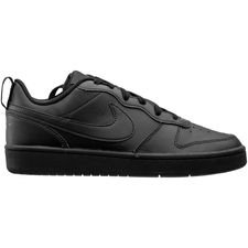 Nike Court Borough Low - Sort Børn