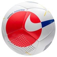 Nike Fodbold Futsal Maestro - Hvid/Rød/Blå