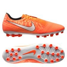 Nike Phantom Venom Academy AG Fire - Orange/Hvid/Orange