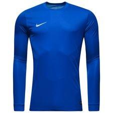 Nike Spilletrøje Park VI L/Æ Blå Børn