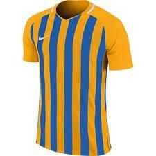 Nike Spilletrøje Striped Division III - Guld/Blå