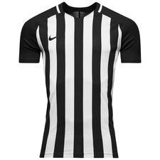Nike Spilletrøje Striped Division III - Sort/Hvid
