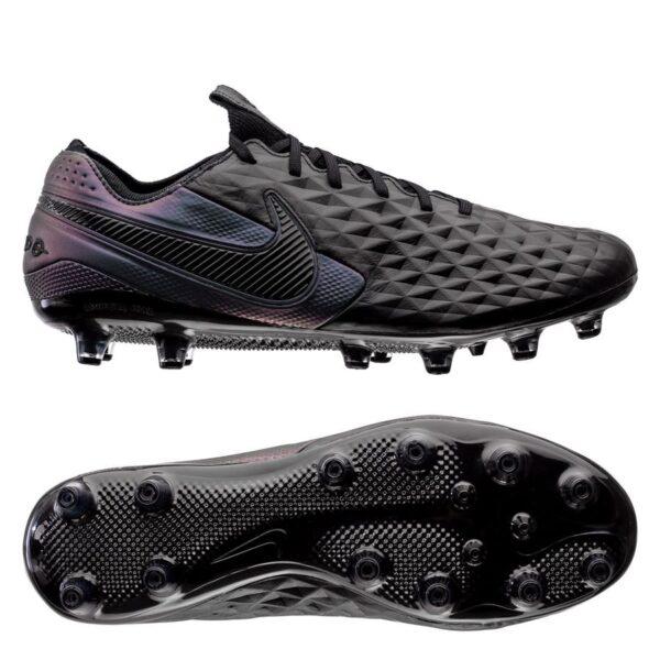 Nike Tiempo Legend 8 Elite AG-PRO Kinetic Black - Sort