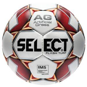 Select Fodbold Flash Turf Kunstgræs - Hvid/Rød