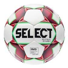 Select Fodbold Futsal Samba - Hvid/Rød