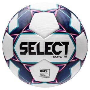 Select Fodbold Tempo TB IMS - Hvid/Lilla