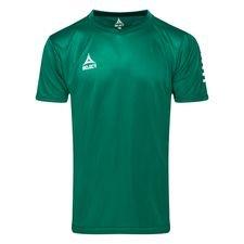 Select Spilletrøje Pisa - Grøn/Hvid