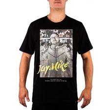 Unisportlife Hero T-Shirt Jay Mike - Sort LIMITED EDITION