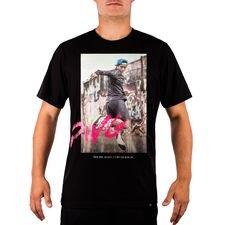 Unisportlife Hero T-Shirt PWG - Sort LIMITED EDITION