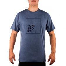 Unisportlife Roots T-Shirt - Blå