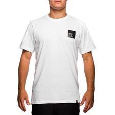 Unisportlife Roots T-Shirt Stamped - Hvid