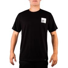 Unisportlife Roots T-Shirt Stamped - Sort
