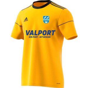 Vallensbæk IF - Hjemmebanetrøje Gul