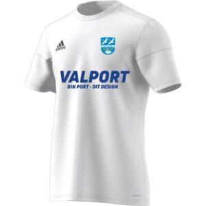 Vallensbæk IF - Udebanetrøje Hvid Børn
