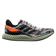 adidas 4D Run 1.0 - Hvid/Sort/Orange