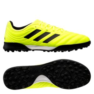 adidas Copa 19.3 TF Hard Wired - Gul/Sort