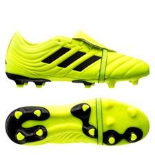 adidas Copa Gloro 19.2 FG/AG Hard Wired - Gul/Sort