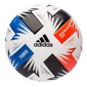 adidas Fodbold Tsubasa League - Hvid/Rød/Blå/Sort