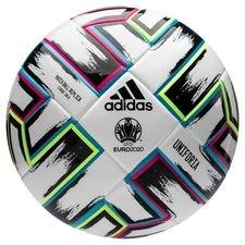 adidas Fodbold Uniforia League Sala EURO 2020 - Hvid/Sort/Grøn/Turkis