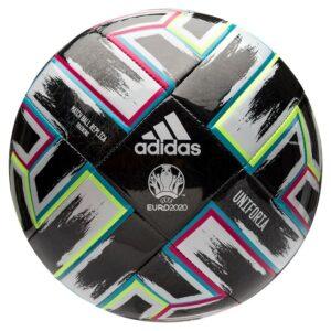adidas Fodbold Uniforia Training EURO 2020 - Sort/Grøn/Turkis/Pink