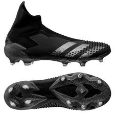 adidas Predator 20+ FG/AG Shadowbeast - Sort/Grå