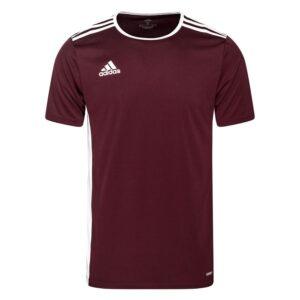 adidas Spillertrøje Entrada 18 - Bordeaux/Hvid