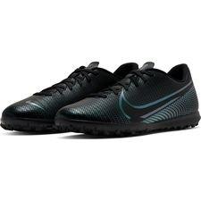Nike Mercurial Vapor 13 Club TF Kinetic Black - Sort