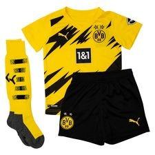 Dortmund Hjemmebanetrøje 2020/21 Mini-Kit Børn