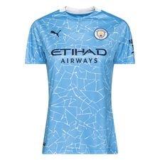 Manchester City Hjemmebanetrøje 2020/21 Kvinde