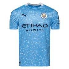 Manchester City Hjemmebanetrøje 2020/21