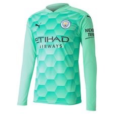 Manchester City Målmandstrøje 2020/21
