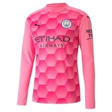 Manchester City Målmandstrøje 2020/21 Børn