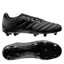 adidas Copa 20.3 FG/AG Dark Motion - Sort/Grå