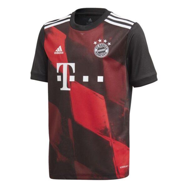 Bayern München 3. Trøje 2020/21 Børn FORUDBESTILLING