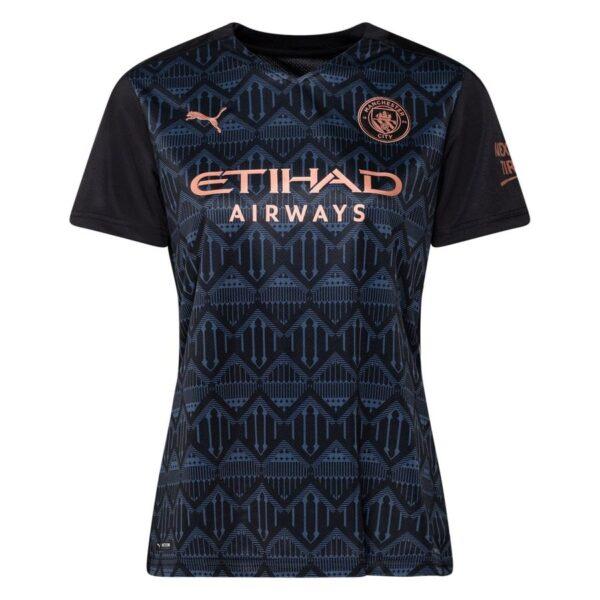 Manchester City Udebanetrøje 2020/21 Kvinde