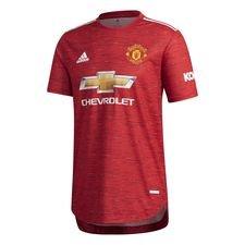Manchester United Hjemmebanetrøje 2020/21 Authentic