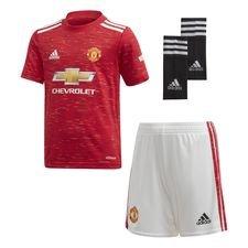 Manchester United Hjemmebanetrøje 2020/21 Mini-Kit Børn