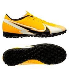 Nike Mercurial VaporX 13 Academy TF Daybreak - Orange/Sort/Hvid