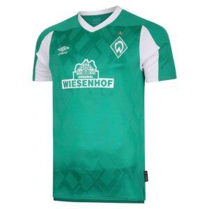 Werder Bremen Hjemmebanetrøje 2020/21 Børn