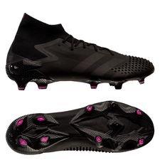 adidas Predator 20.1 FG/AG Dark Motion - Sort/Pink
