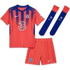 Chelsea 3. Trøje 2020/21 Mini-Kit Børn