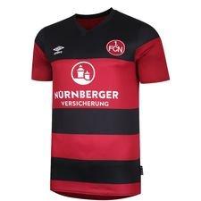F.C. Nürnberg Hjemmebanetrøje 2020/21 Børn