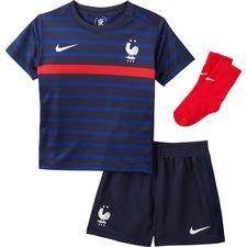 Frankrig Hjemmebanetrøje EURO 2020 Baby-Kit Børn